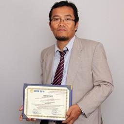Assistant Professor Ir Dr Mahmud Iwan Solihin