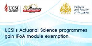 IFoA Module Exemption