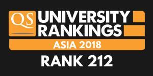 QS Asia University Rankings 2018