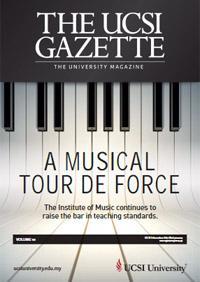 The UCSI Gazette Volume 10