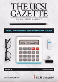 The UCSI Gazette Volume 12