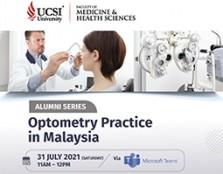 Alumni Series : Optometry Practice In Malaysia