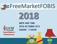 free market FOBIS 2018