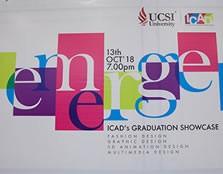 ICAD Graduation Showcase 2018