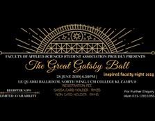 SASSA Faculty Night - The Great Gatsby Ball