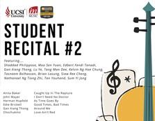 STUDENT RECITAL #1