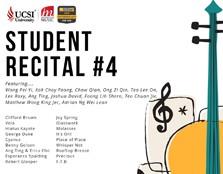 STUDENT RECITAL #4