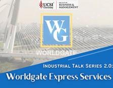 Premier Co-Op Industrial Talk Series: Worldgate Express Services